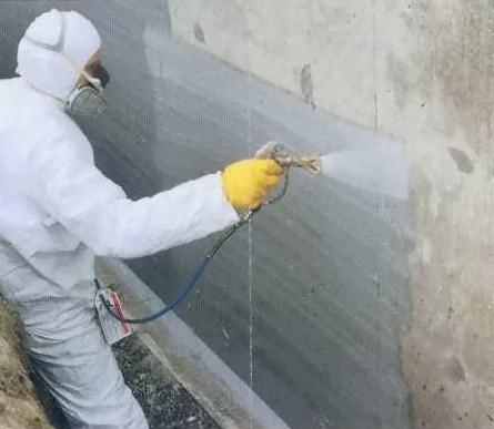 Services responsive multipurpose for Terrace waterproofing methods